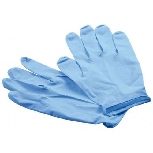 guantes de nitrilo m