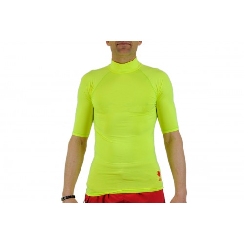 camiseta lycra adulto logo