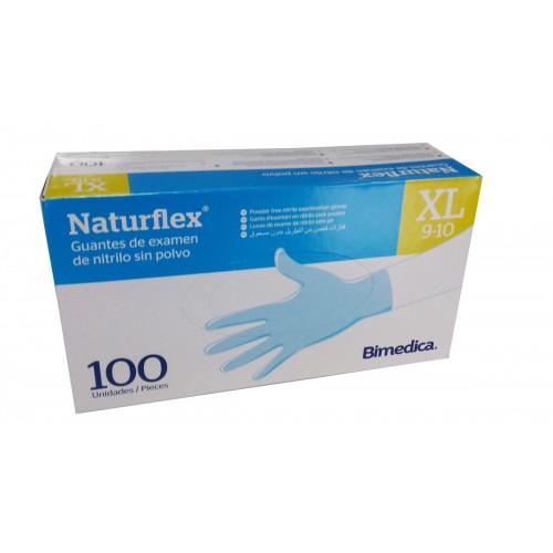 GUANTES DE NITRILO XL