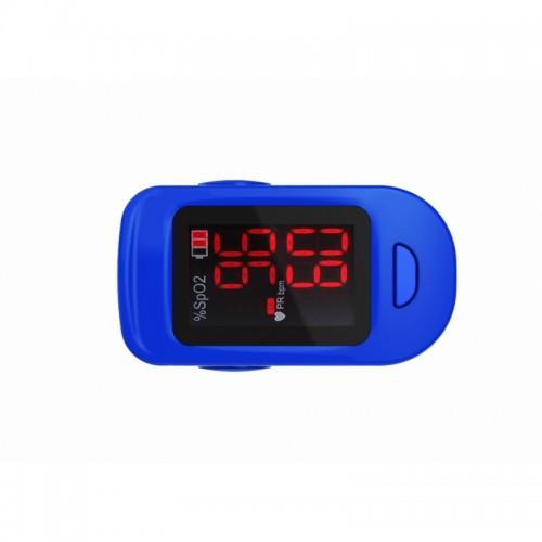 Pulsioximetro de dedo digital.
